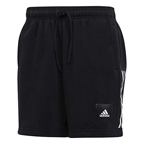 adidas M Mh Bos SH Sj - Pantalones Cortos de Deporte Hombre
