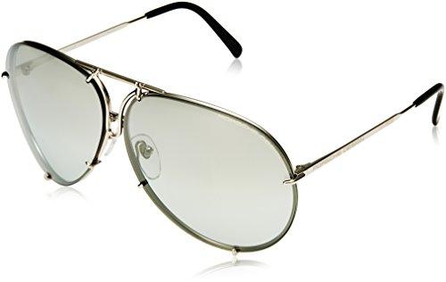 Porsche Design Unisex-Erwachsene Sonnenbrillen P8478, B, 69