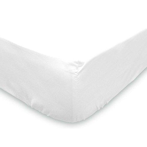 Soleil d'ocre Protector de colchón 90x 200cm 100% algodón