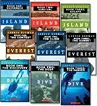 Three Complete Gordon Korman Trilogies: Island 1-3, Everest 1-3, Dive 1-3