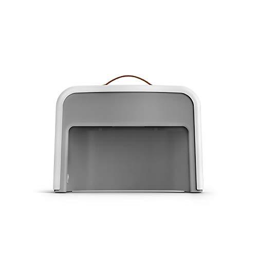 Why Choose ANKIKI Portable 165W Fan Heater,Intelligent Induction Electric Foot Warmer,Energy Saving,...