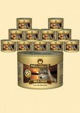 Warnicks Tierfutterservice Wolfsblut Wild Duck Puppy 6x200g