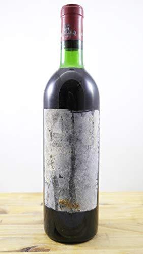 Vino Cosecha 1974 Château Grand-Puy-Lacoste MI Botella