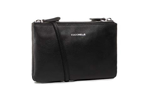 Coccinelle Borsa mini tracolla soft E5FV355F707 001 nero