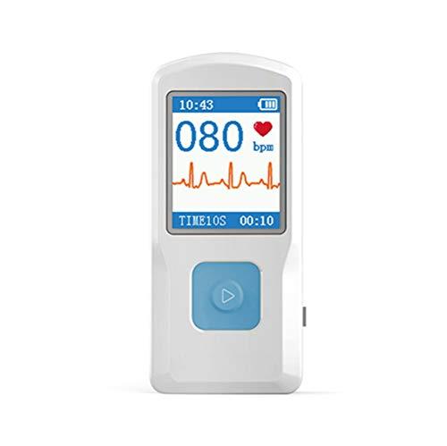 EKG Herzfrequenz-Überwachungsgeräte, Tragbare mobile EKG ECG Elektrokardiogramm-Maschine, Vorhof-Fibrillations Überwachungsgerät & Holter-Monitor