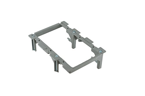 Legrand - On-Q AC101003 3Gang Low Voltage Bracket, Retrofit
