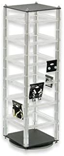 Beadaholique Rotating Revolving Earrings Countertop Display Holds 48 2