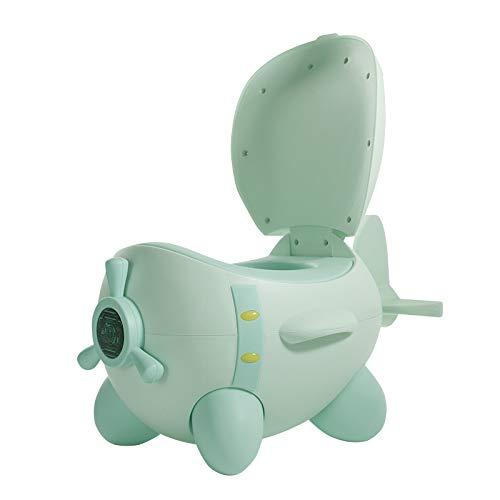 Siège Toilette Pliable Enfants Réducteurs de Toilettes Trainer Pot WC Pour Chaise Bébé avec Plaque Anti-Eclaboussure Katpost Haute Qualité Voyages Couvre-Sièges Maison pour Garçon et Fille
