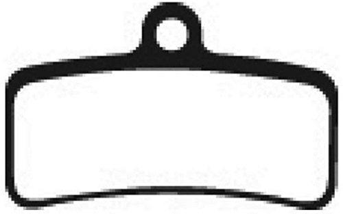 Ashima Semi-Metal Pad Shimano Saint/Zee Frein à Disque Noir Taille Unique