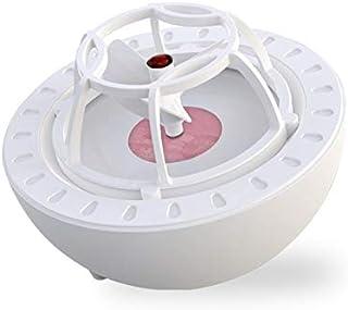 RHG Mini lavavajillas ultrasónico Onda, ahorro de energía, exquisito, apto para pequeños apartamentos familiares, oficinas, lavavajillas Rojo