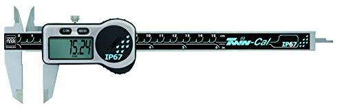 TESA 00530319 - Calibre digital doble (IP67, 150 mm)
