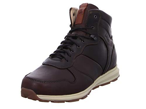 Meindl Herren Sneaker Marano Identity 2741 46 braun 593452