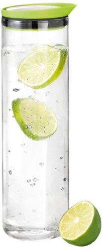 Blomus 63505 Fontana Wasserkaraffe grün, 1 Liter