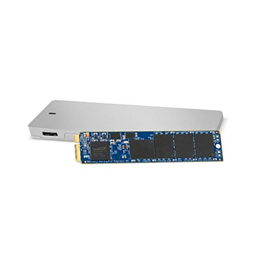 OWC Aura Pro 6G SSD - Disco Duro Externo para MacBook Air 2012 250 GB SSD with Upgrade Kit