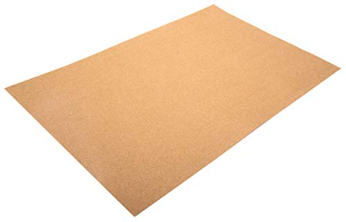 Limited Papers | A3 Kraft Lightweight Cardstock | Recycled Bulk Arts & Craft Materials | Tabloid, Ledger, Booklet Size | 11? x 17? | 28/70lb Text Sheets | 200 Pieces | Smooth Finish | Natural Brown