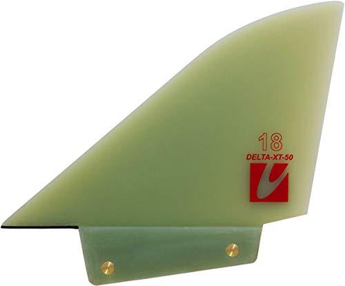 Maui Ultra Fins MUF Delta-XT Windsurf Finne, Finnenlänge:10cm, Finnen Box:Tuttle Box
