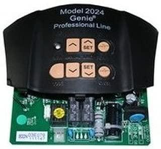 Genie Garage Door Opener 37028A.S Controller Circuit Board