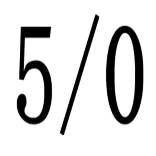 VIAIA 50pc Pesca Ganchos de Pesca con Gato de Carpa de Ojos 1/0# -13/0# Jigs Gancho Blanco Anzol Pesca Gancho japón fishhooks Tackle para Agua Salada (Color : 5 0)