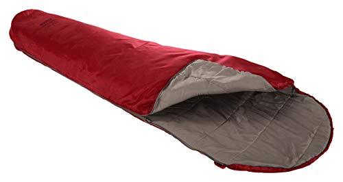 Grand Canyon Whistler 190 slaapzak, rood, één maat