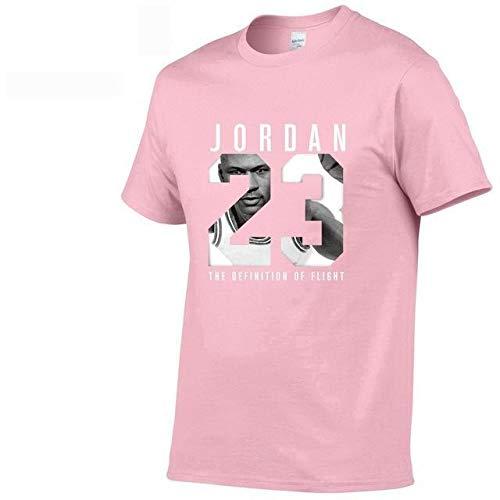 Gflyme 2020 Verano Caliente de la Venta la Nueva Camiseta Jordan 23 Imprimir Hombres Swag de la Camiseta de algodón Jordan 23 Hip Hop Camiseta de Manga Corta Camisa de los Hombres