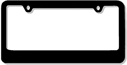 Powered Remote Stealth License Plate Frame Front/Rear Curtain for Car Shows and Track Events