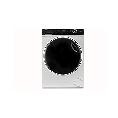 Haier HWD100-B14979 Freestanding Washer Dryer, Direct Motion and LED Display, 1400RPM 10kg/6kg Load, White