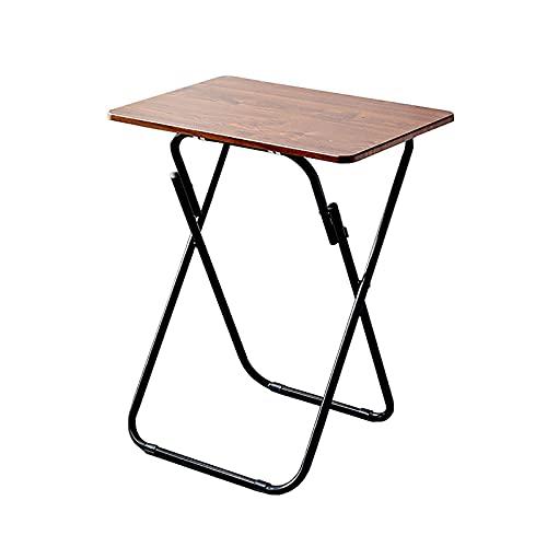 SH-tables Mesa Plegable, Escritorio De Estudio Simple, Mesa De Comedor Pequeño, Mesa De Computadora Portátil/Mesa De Camping, 7 Colores (Color : G)