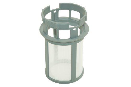 Indesit C00256571 Geschirrspülerzubehör/MGD/Original Ersatz-Außenfeindrehfilter für Ihre Spülmaschine/Outer Feindrehfilter