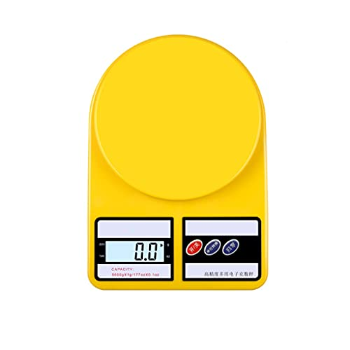 Dzwyc Cocina Sensible precisa RESETIDO DE LA Escala ELECTRÓNICA A Cero Peeling PEVELING PEQUEÑO Herramienta DE Herramienta DE HERMANCA PEQUEÑA Escala (Color : Battery Style, tamaño : 1kg/0.1g)