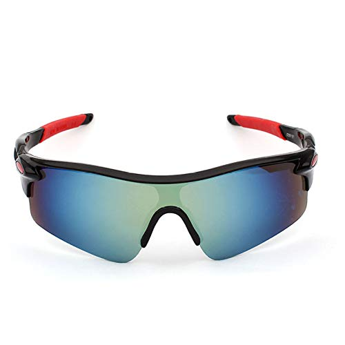 Gafas de sol para hombres gafas para montar en bicicleta gafas deportivas al aire libre gafas para sol gafas de sol como se muestra en la figura