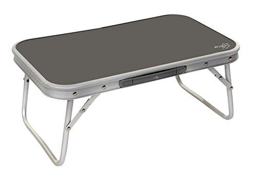 Bo-Camp 1404359Faltbarer Tisch grau