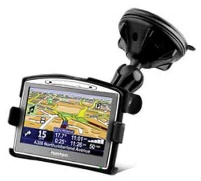 Suction Cup RAM-MOUNT Compatible con Tomtom GO 520 530 720 730 920 930 RAP-B-166-1-TO6U