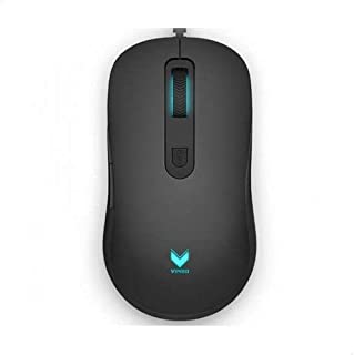 Rapoo Optical Gaming Mouse, Black