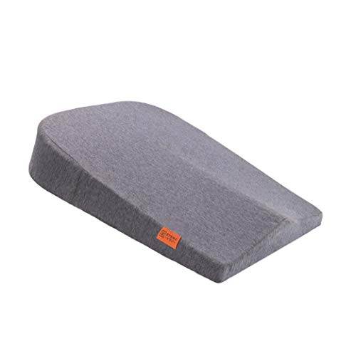 Comfortable Orthopaedic Seat Cushion for Sciatica, Hip and Back Relief - Memory Foam Office Chair Seat Cushion - Desk Chair Cushion - Seat Pads Perfect Degree of Hardness - Car Seat Cushion