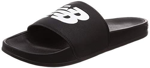 [ニューバランス]スポーツサンダルSMF200B1ブラック/ホワイト(B1)24cmD