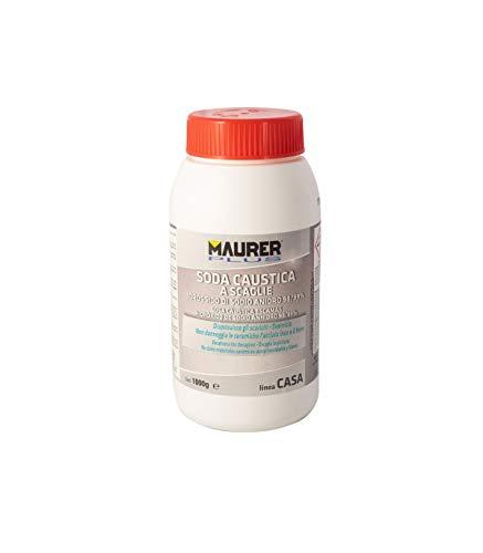 PAPILLON 8324085 Sosa Caustica Escamas/Perlas granuladas 98/99% 1kg