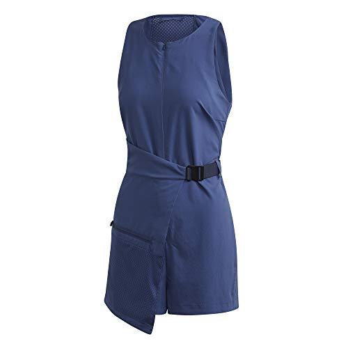 adidas Damen W Hike Jumpsuit Kleid, Indtec, XS