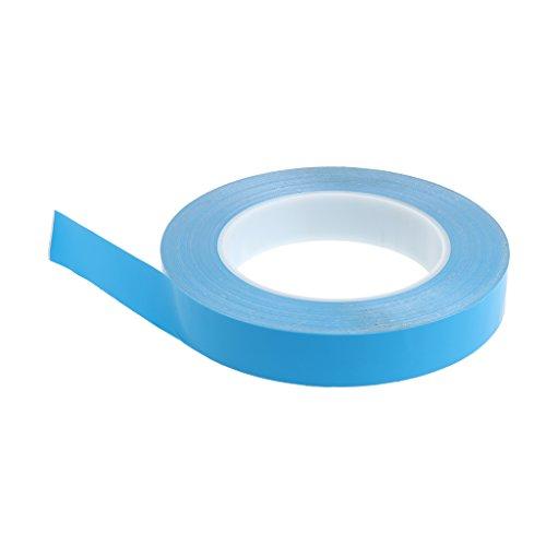 Thermisch Klebeband Wärmeleitendes Doppelseitiges Klebeband Wärmeleitpaste Thermische Verbindung Paste Kühlkörper Leitfähiges Kühlband - Blau