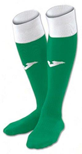 Joma - Chaussettes Calcio Vert / Blanc Taille - 40/46