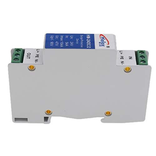 B Blesiya SPD RS485 5 10KA Überspannungsschutz Überspannungsschutzgerät (1er Pack)