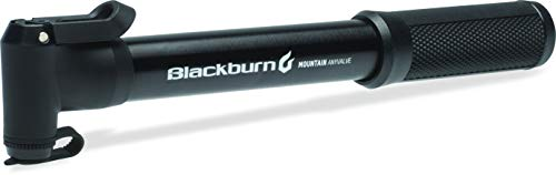 Blackburn Pump Mountain Anyvalve Mini-Bomba, Unisex Adulto, Negro, Talla única