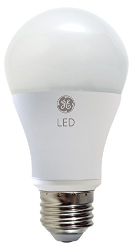 GE LED A19 Outdoor Bulb, 11W 800L, White
