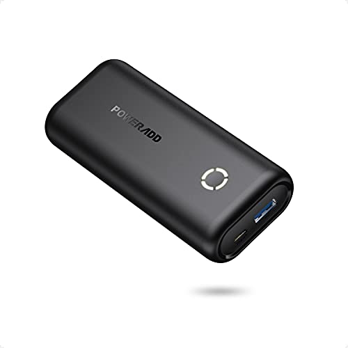 Power Bank 10000mAh Small Portable External Battery Pack Phone Fast Charger...