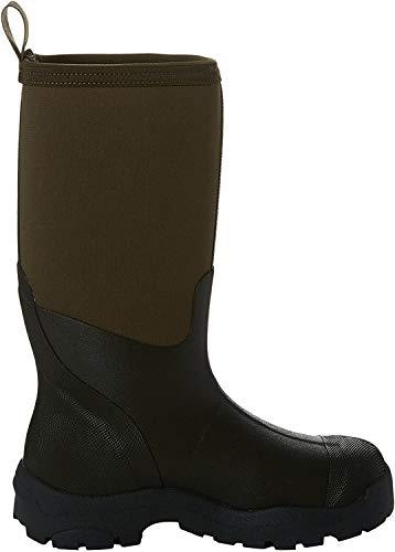 Muck Boots Unisex-Erwachsene Derwent Ii Gummistiefel, Braun (Moss), 43 EU
