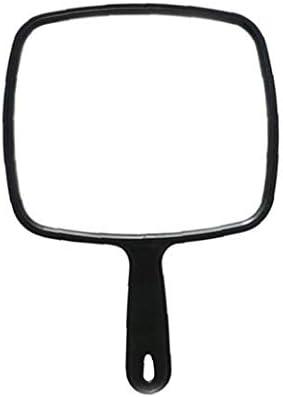 Handspiegel Handheld Spiegel met Handvat voor Kapper Kapper Kapsel Makeup
