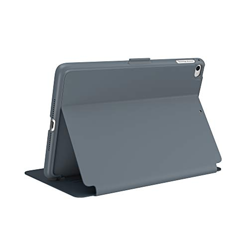 Speck Products BalanceFolio Case, Compatible with iPad Mini (2019), Stormy Grey/Charcoal Grey (Also fits iPad Mini 4)