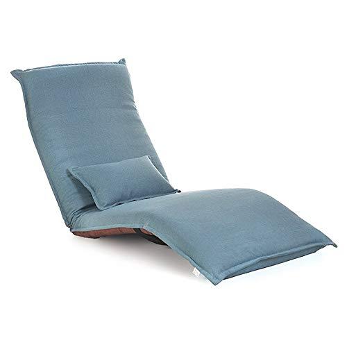 NBHUYT Sofa faul Sofa, Schlafsofa, Klapp Faule Stuhl, kleines Sofa, Erkerfenster Stuhl