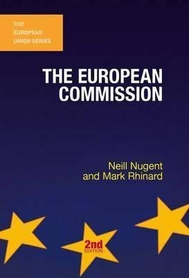 The European Commission Paperback] Jan 01, 2017] Nugent Neill