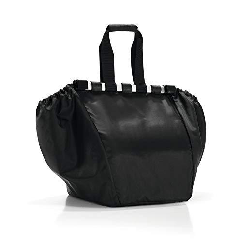 reisenthel easyshoppingbag black Maße: 32,5 x 38 x 51 cm / Volumen: 30 l