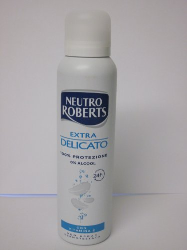 Extra Invisible Desodorante 150ml spray unisex